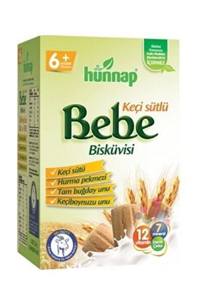 Hünnap Keçi Sütlü Ve Vitaminli Bebe Bisküvisi 400 gr