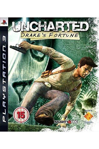 Naughty Dog Uncharted Drake's Fortune Ps3 Oyunu