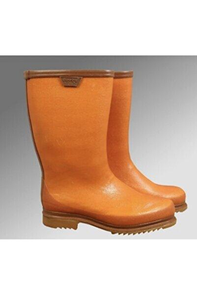 Derby Erkek Sarı Uzun Konç Su Geçirmez Krep Çizme 38-45