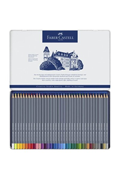 Faber Castell Goldfaber Aquarel 36'lı  Kuru Boya Kalemi