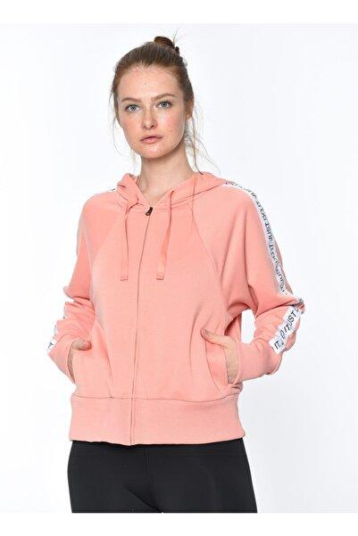Nike Kadın Sweatshirt Dri-fit Fleece Hoodie Bv5041-606