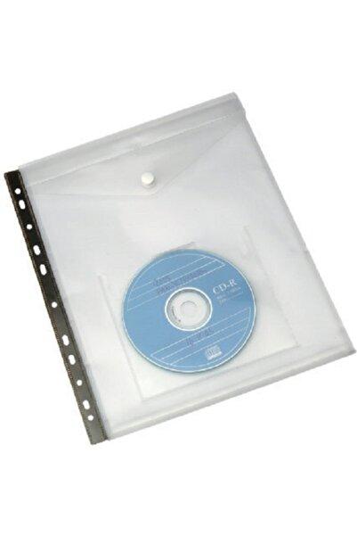 Serve Sv-6108 Zarf Dosya Cd Cepli (klasöre Takılabilir) - Şeffaf