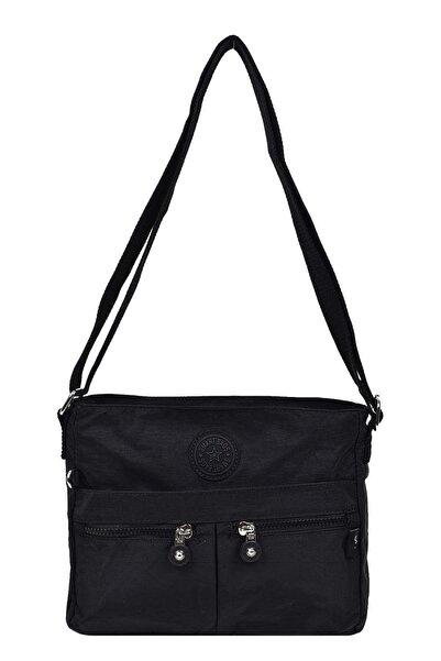 SMART BAGS Çapraz Çanta Siyah 3055