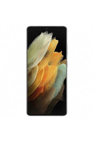 Samsung Galaxy S21 Ultra 128GB Phantom Silver Cep Telefonu (Samsung Türkiye Garantili)