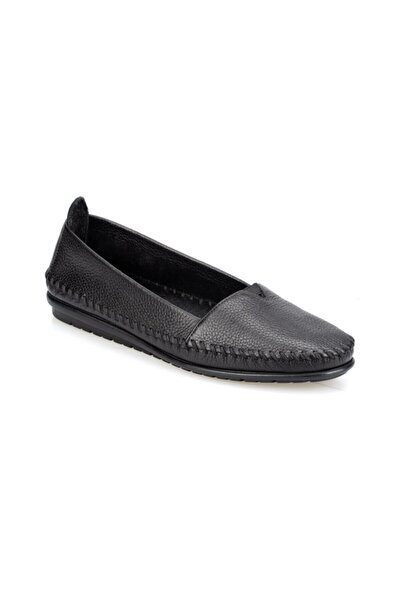 Polaris 91.109669.Z1FX Siyah Kadın Comfort Ayakkabı 100911530