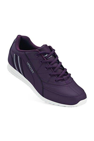 Lescon Kadın Mor Spor Ayakkabı