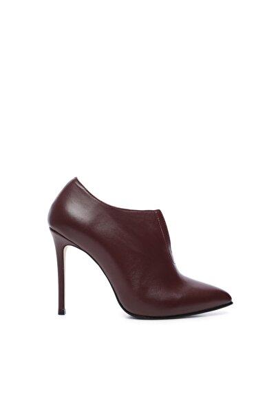 KEMAL TANCA Kadın Derı Bootie Ayakkabı 299 3303 A 49 217 Bn Ayk