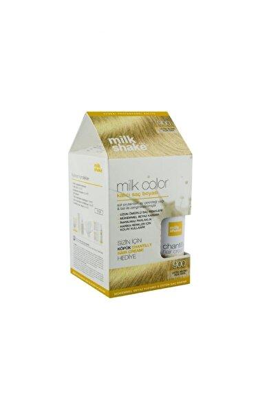Milkshake Saç Boyası Ultra Blond Açık Sarı - 900 Köpük 8681127022148