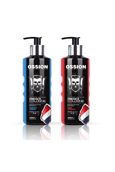 Morfose Ossıon Cream&cologne Red Storm 400ml