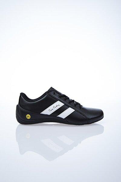 Pierre Cardin Pc-30490 Siyah-beyaz Erkek Spor Ayakkabı