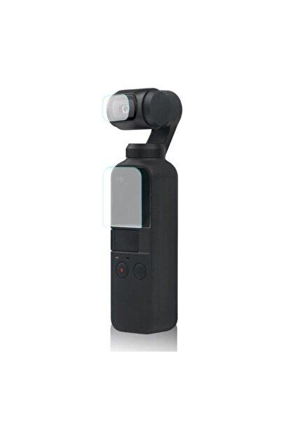 DJI Osmo Pocket Ekran ve Lens Koruyucu