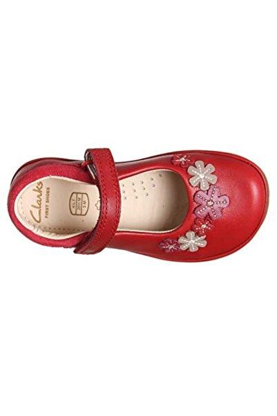 CLARKS Kız Çocuk 0-2 Yaş Ayakkabı Ortopedik