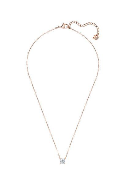 Swarovski Kolye Attract:Necklace Sq Czwh/Ros 5510698