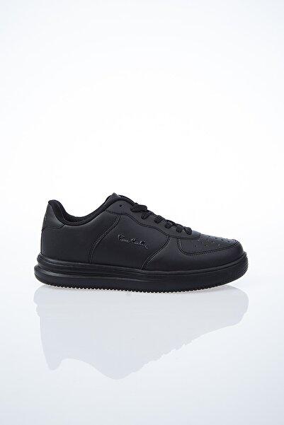 Pierre Cardin Kadın Günlük Spor Ayakkabı-Siyah PCS-10148