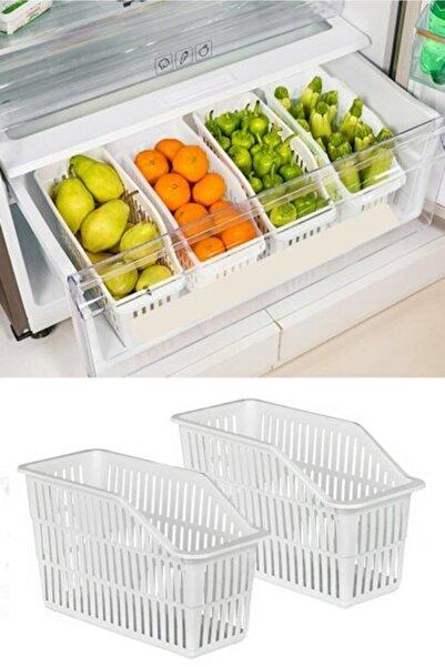 KARİN EV Buzdolabı Düzenleyici 5 Li Set