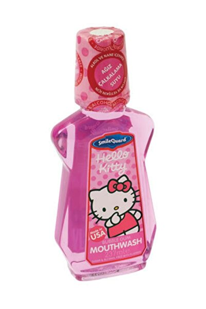Hello Kitty Ağız Çalkalama Suyu 237 ml
