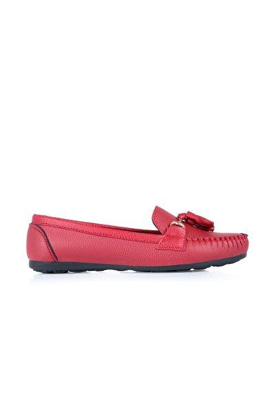 Oblavion Dream Kırmızı Loafer