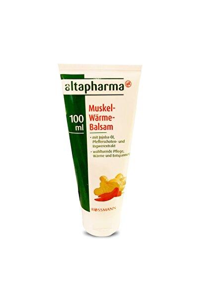 Altapharma Bakım Amaçlı Masaj Balsamı 100 ml