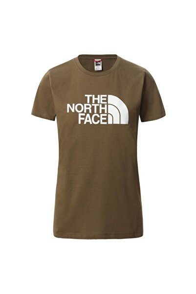 THE NORTH FACE Kadın Yeşil S/s Easy Tişört