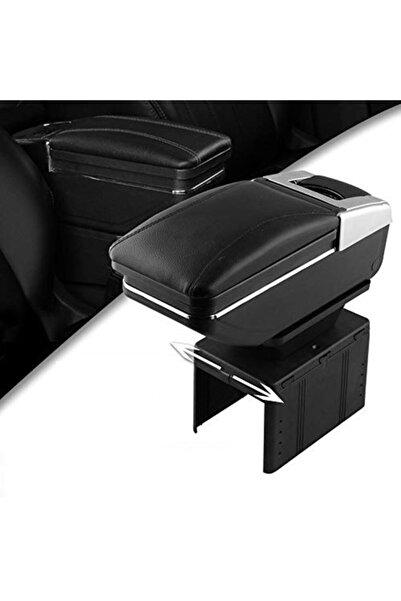 DEKOHOP Oto Kolçak Ve Kol Dayama Tüm Araçlara Uyumlu Lux Universal Kolçak Siyah