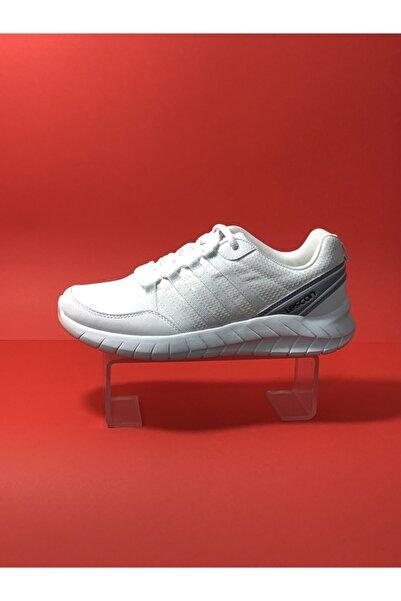 Lescon Beyaz Unisex Günlük Spor Ayakkabı