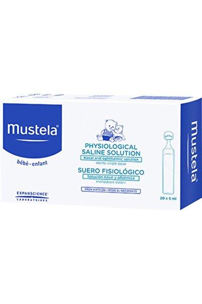 Mustela Serum Fizyolojik 5mlx20 Li Flakon-s.k.t 12-2022