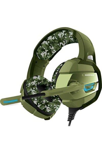 Rampage Rm-k5 Kamuflaj 7.1 Surround Sound System Usb Oyuncu Kulaklığı