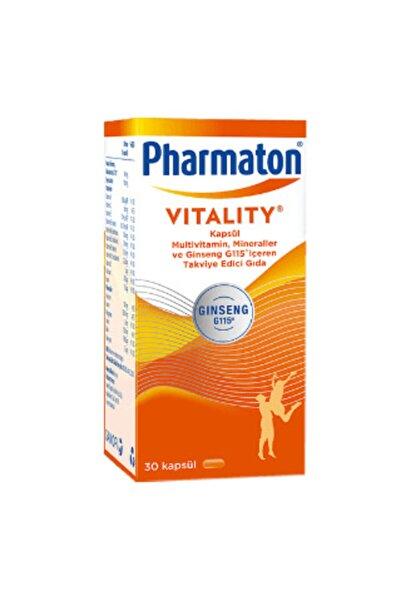 Pharmaton Vitalty 30 Kapsül
