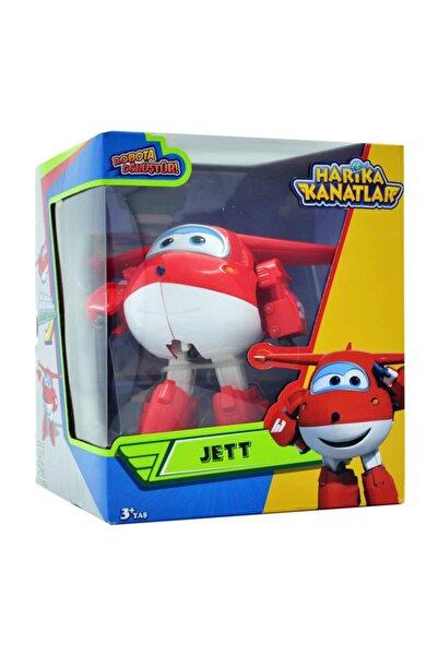 Harika Kanatlar Oyuncak Dönüşen Jett Oyuncakları Jet