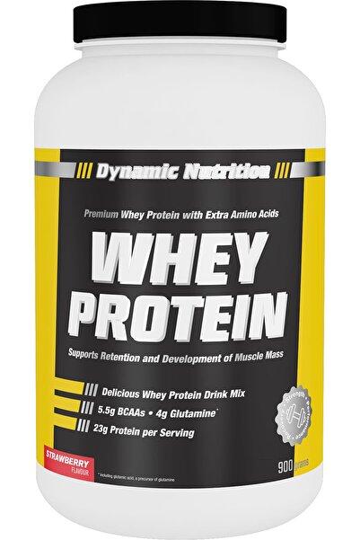 Dynamic Nutrition Dynamic Whey Protein Tozu 900 gr (çilek Aromalı)