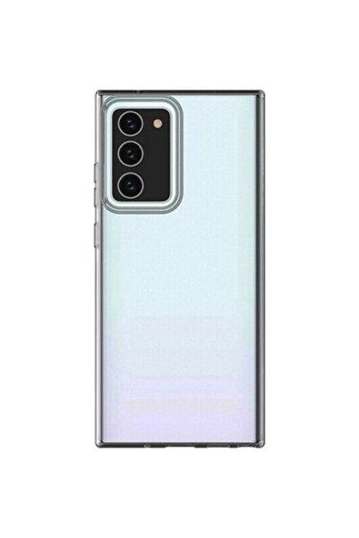 Joyroom Samsung S20 Fe Şeffaf Tıpalı Kamera Korumalı Lüx Silikon Kılıf