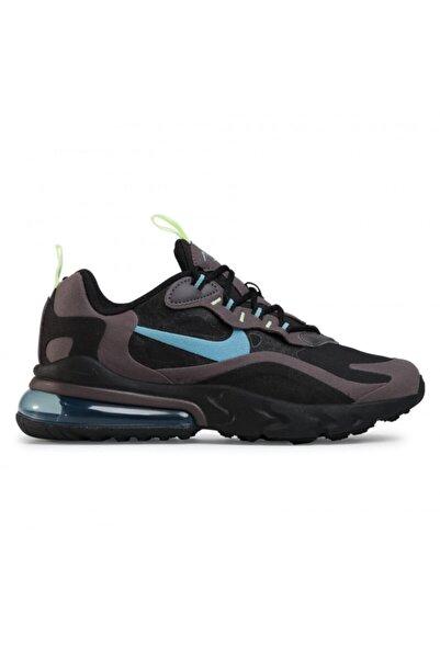 Nike Air Max 270 React Bq0103 012 Black/cerulean/thunder Grey