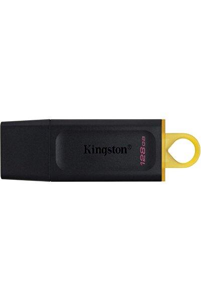 Kingston Kıngston 128 Gb Usb3,2 Bellek Dtx/128gb Siyah-sarı