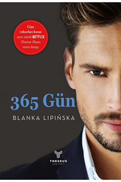 Theseus Yayınevi 365 Gün - Blanka Lipinska 365 Dnı