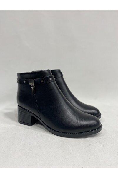 Müge Ayakkabı Cilt Potin Mg 402