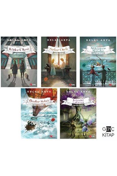 Can Yayınları Pera Günlükleri 5 Kitap Set Delal Arya
