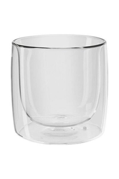 ZWILLING Çift Camlı 2'li Viski Bardağı 39500-215-0
