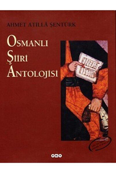 Yapı Kredi Yayınları Sanat Osmanlı Şiiri Antolojisi