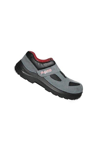 Pars Çamdalı Iş Elbiseleri - 114 S1 Süet Çelik Burunlu Iş Güvenlik Ayakkabısı
