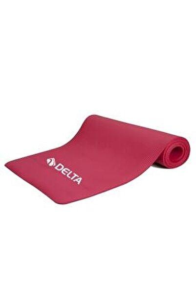 Npm638 10mm Pilates Minderi & Yoga Matı - Fuşya
