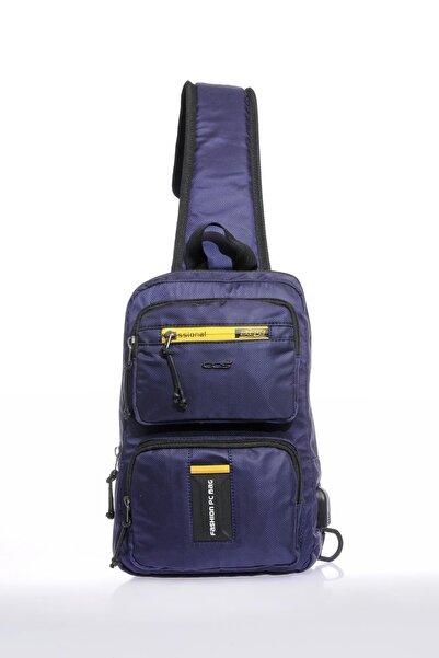 ÇÇS 31204 Lacivert Erkek Body Bag