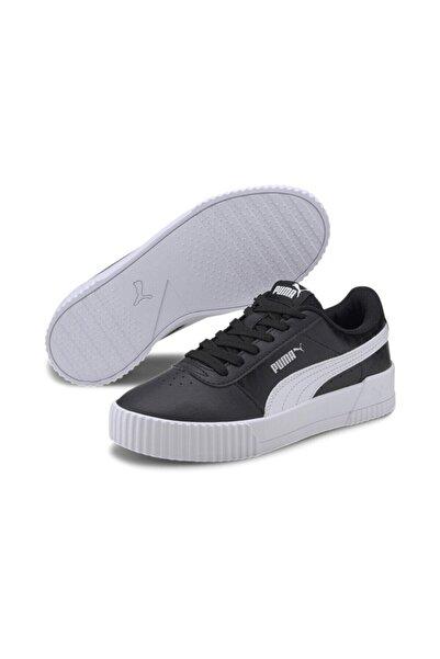Puma Kadın Siyah Carına Sneaker Ayakkabı