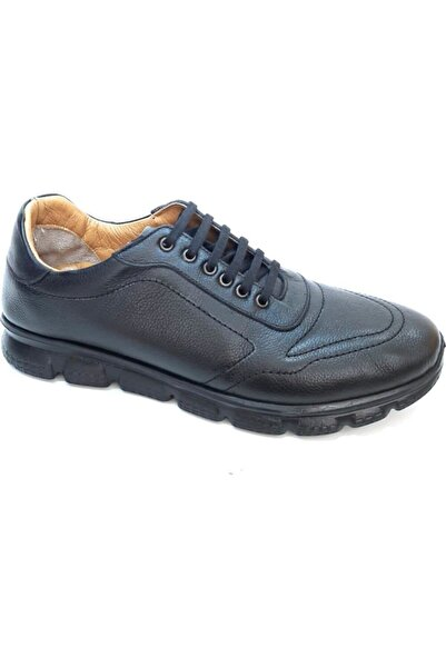 PUNTO Topuk Dikenine Özel,yumuşak Deri,çok Hafif Ortapedik Günlük Ayakkabı