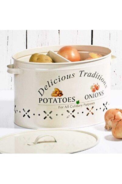 Royal Kitchen Krem Patates Soğan Sepeti 18 lt