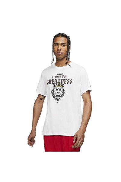 Nike Nıke Df Lebron Strıve For Greatness Basketball Erkek Tişört Cd1320-100