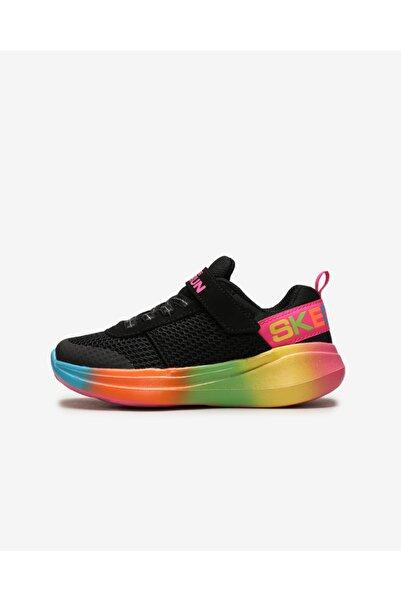 SKECHERS Büyük Kız Çocuk Siyah Spor Ayakkabı