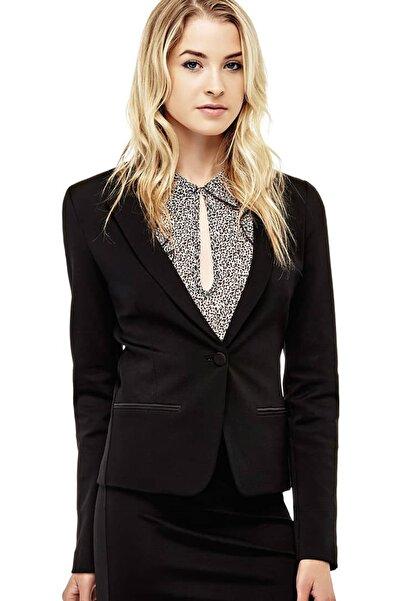 Guess Collection Kadın Siyah Ceket W73N61K5XJ0