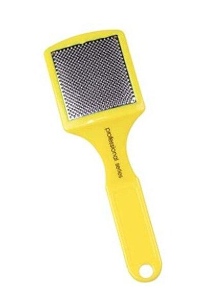 Trina Sarı Plastik Saplı Topuk Rendesi 8680742403554