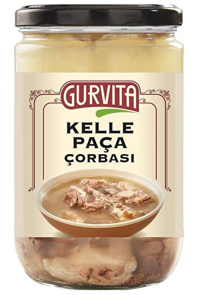 Gurvita Kelle Paça Çorbası 660 ml