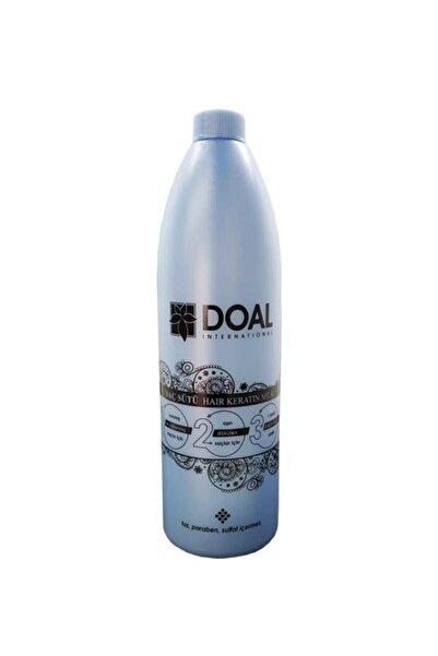 DOAL Keratin Saç Bakım Sütü Mavi Şişe 1000 ml